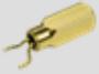 30~200KHz弯脚插件晶体