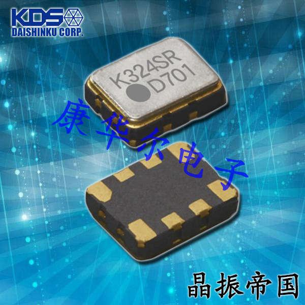 日本大真空晶振,时钟振荡器,DSK324SR晶振,贴片进口晶振