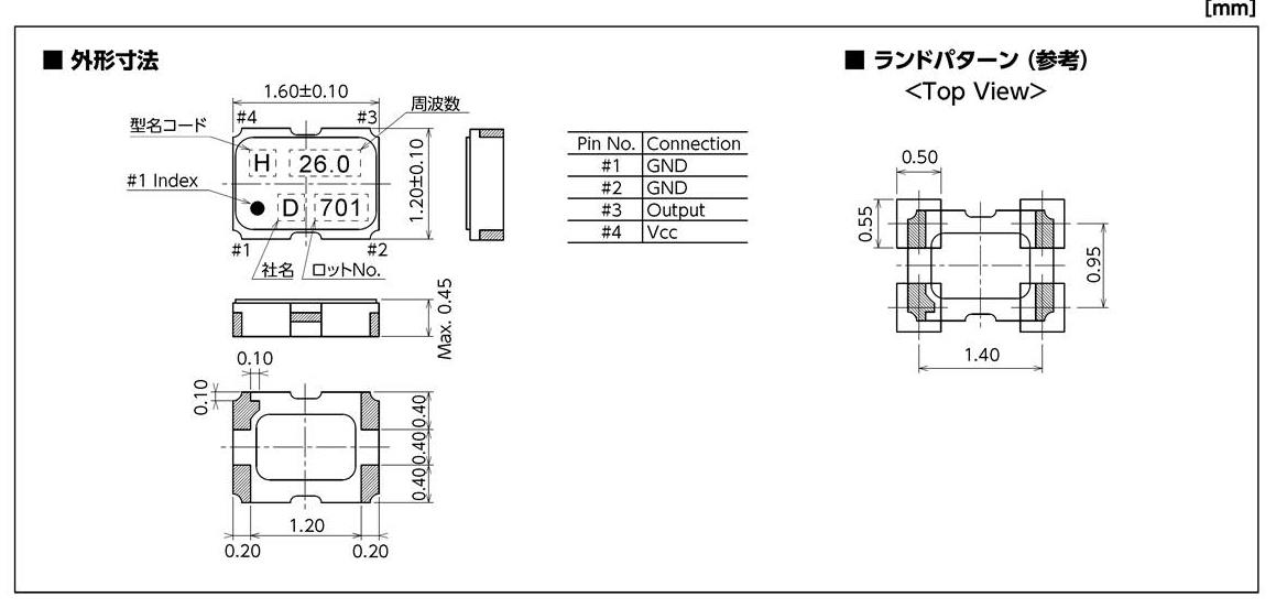 KDS晶振,温补晶振,DSB1612WA晶振,进口有源晶振