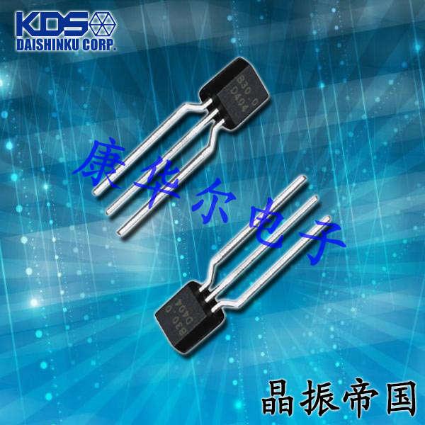 KDS晶振,有源晶振,DLO555MB晶振,DIP晶振