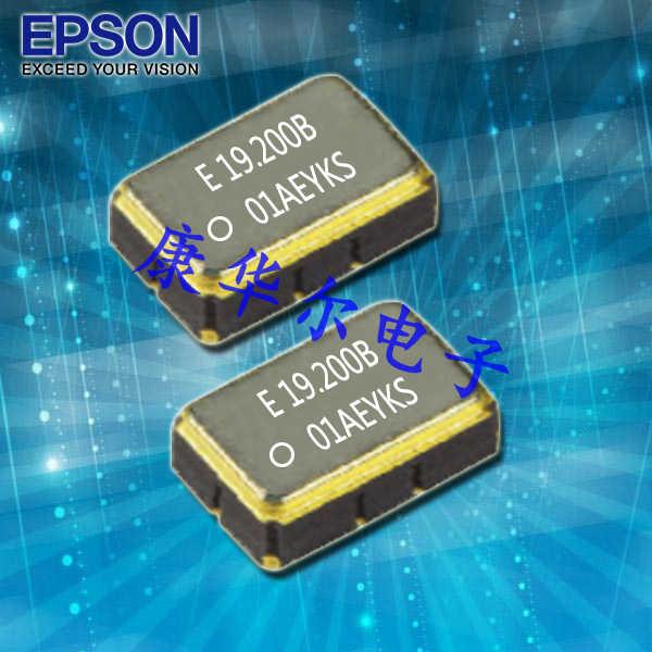 爱普生晶振,压控温补晶振,TG5032SAN晶振,X1G0044410086晶振