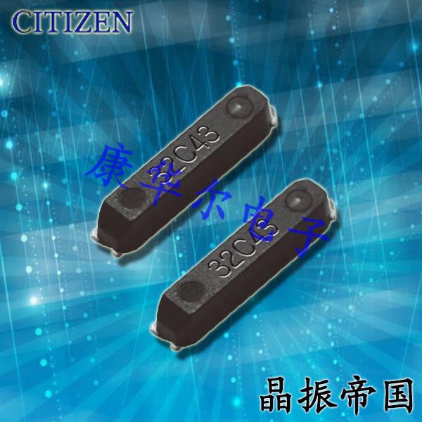 CITIZEN晶振,贴片晶振,CM130晶振,CM13032768DZFT晶振