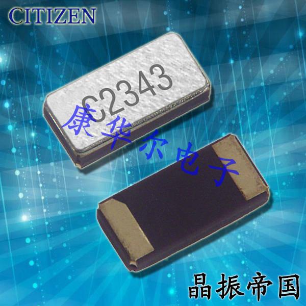CITIZEN晶振,贴片晶振,CM1610H晶振,CM1610H32768DZFT晶振