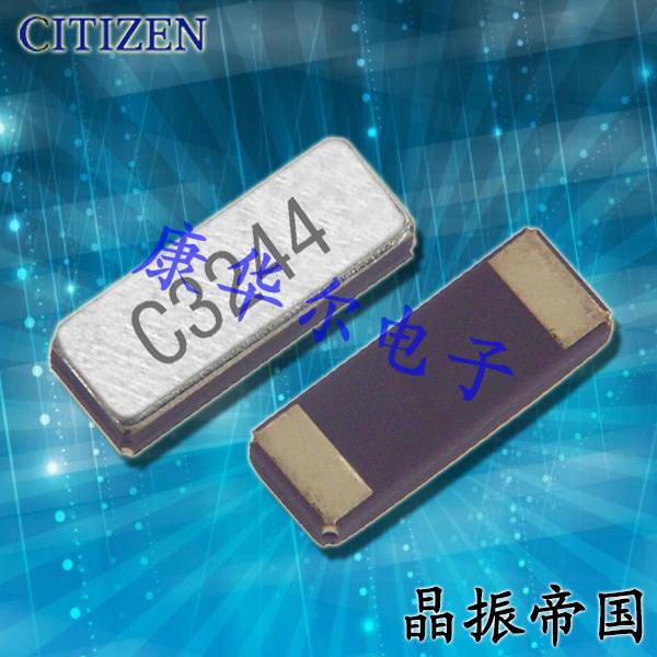 CITIZEN晶振,贴片晶振,CM519晶振,CM51932768DZCT晶振
