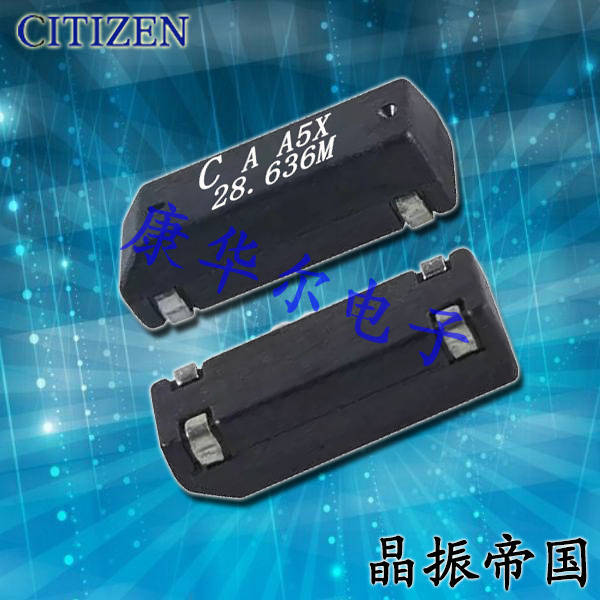 CITIZEN晶振,贴片晶振,CM309S晶振,进口无源晶振