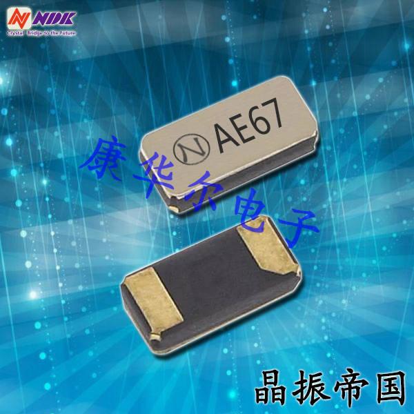 NDK晶振,贴片晶振,NX3215SE晶振,时钟贴片晶振