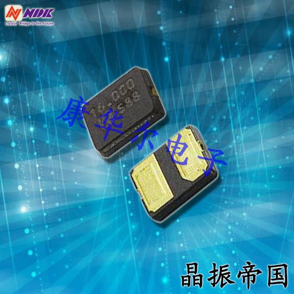 NDK晶振,贴片晶振,NX3225GD晶振,陶瓷面晶振