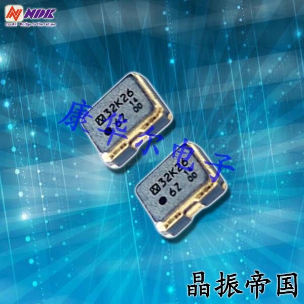 NDK晶振,32.768K有源晶振,NZ2016SHB晶振,音叉型晶体振荡器