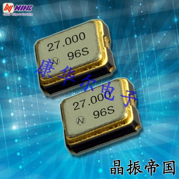 NDK晶振,压控晶振,NV2520SA晶振,2520CMOS输出晶振