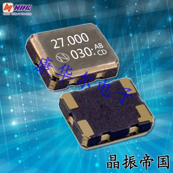 NDK晶振,温补晶振,NT3225SA晶振,贴片石英晶振