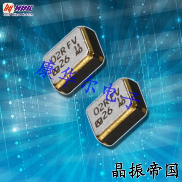 NDK晶振,温补晶振,NT2016SC晶振,金属面温补晶振