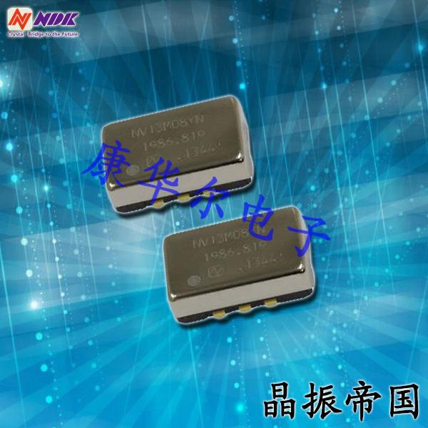 NDK晶振,压控晶振,NV13M08YN晶振,通信机器振荡器
