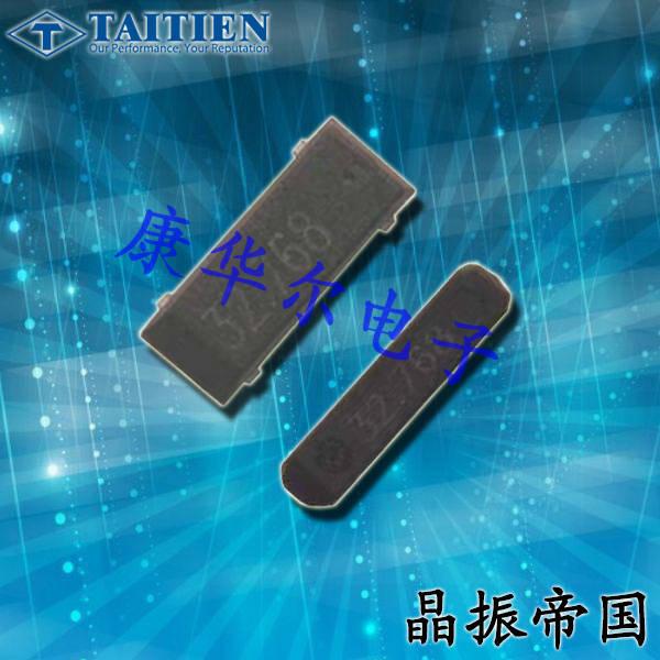TAITIEN晶体,贴片晶振,XN晶振,石英晶体谐振器