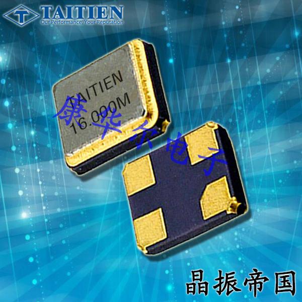 TAITIEN晶体,贴片晶振,XZ晶振,贴片石英晶振