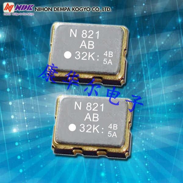 NDK晶振,有源晶振,2725Q晶振,OSC晶振
