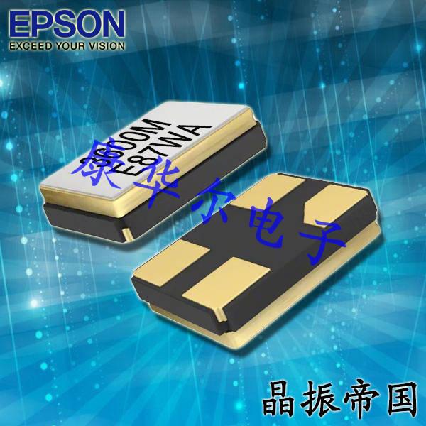 爱普生晶振,贴片晶振,FA-118T晶振,X1E000251006800晶振
