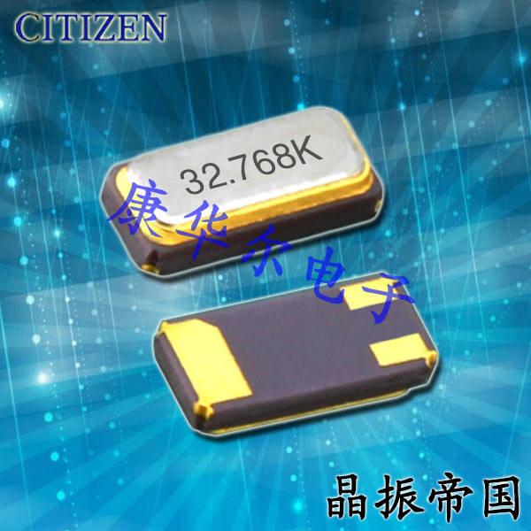 西铁城晶振,CM315E32768DZCT谐振器,CM315E晶体