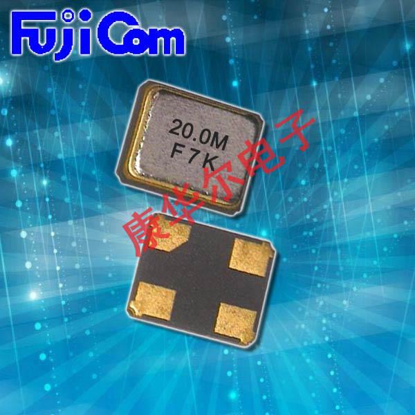 富士晶振,FSX-1M晶振,水晶振动子
