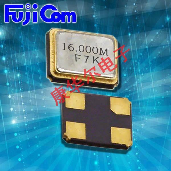 富士晶振,FSX-3M晶振,石英晶体谐振器