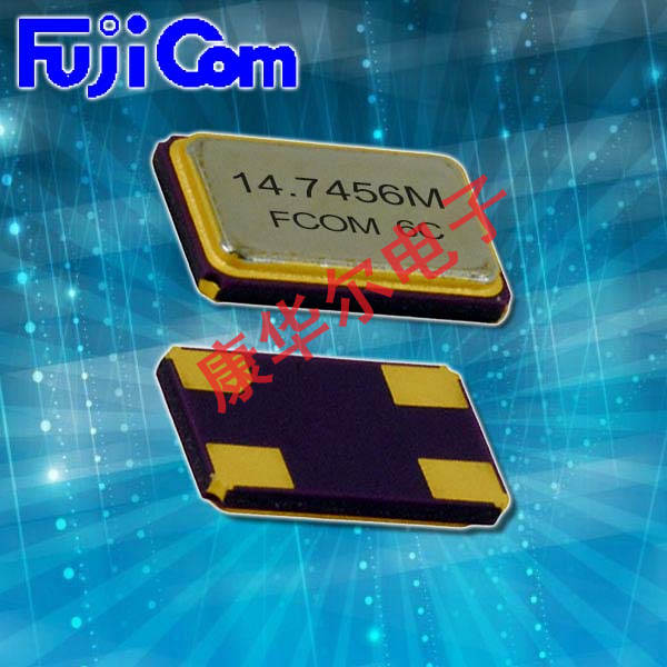 富士晶振,FSX-4M晶振,贴片晶振