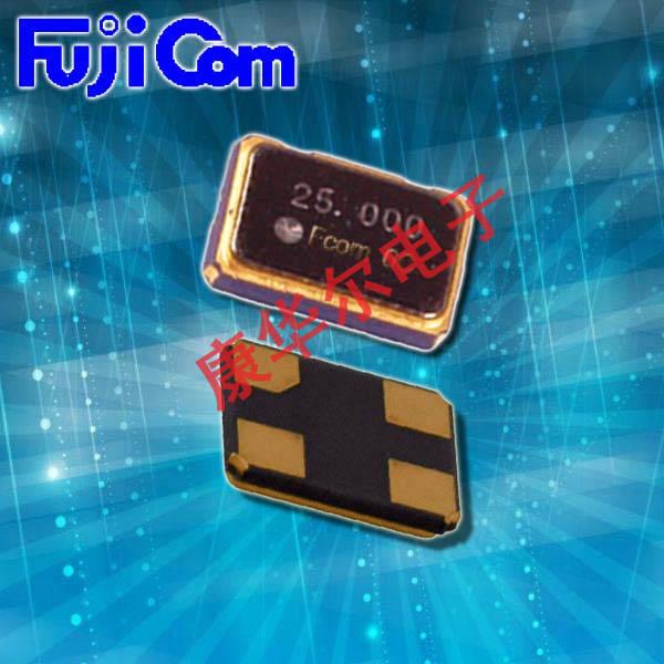富士晶振,FSX-5M晶振,5032mm晶振