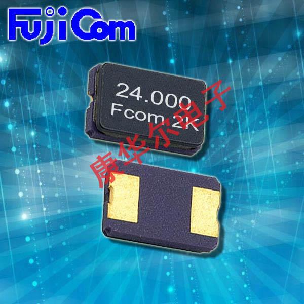 富士晶振,FSX-5M2晶振,日本进口晶振
