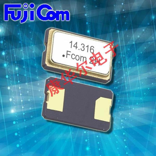 富士晶振,FSX-6M2晶振,6035石英晶体谐振器