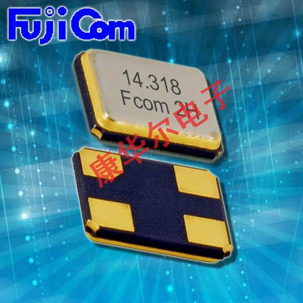 富士晶振,FSX-6M晶振,石英晶体谐振器