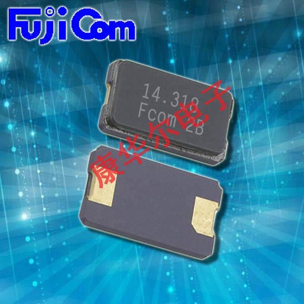 富士晶振,FSX-8L晶振,日本进口晶振