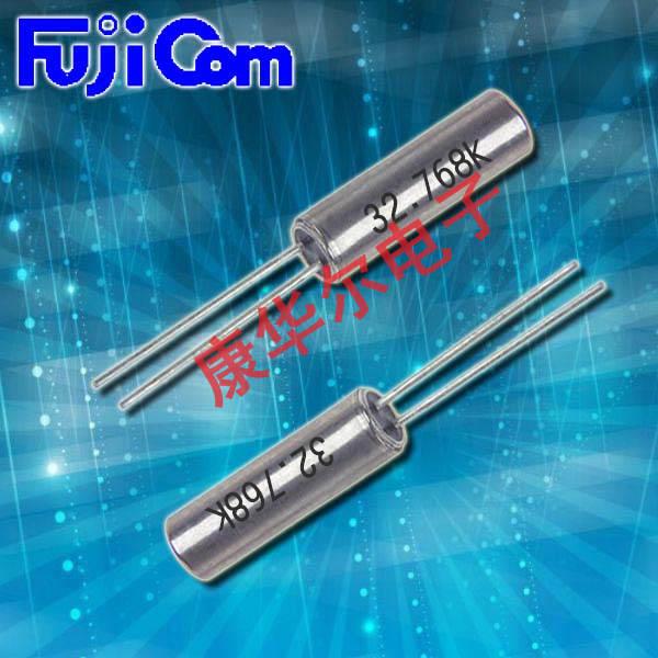 富士晶振,FTS-15晶振,音叉晶体
