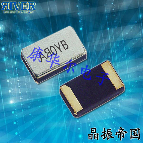 大河晶振,贴片晶振,TFX-04晶振,音叉晶体