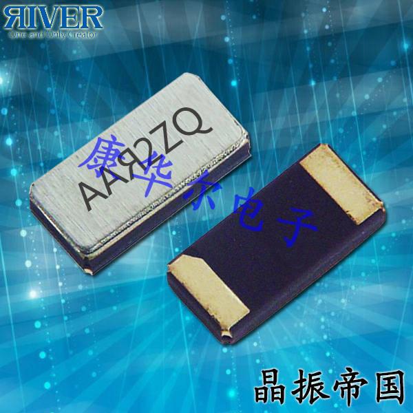 大河晶振,贴片晶振,TFX-02S晶振,32.768晶振