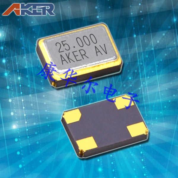 AKER晶振,贴片晶振,CXAF-631晶振,6035石英晶体