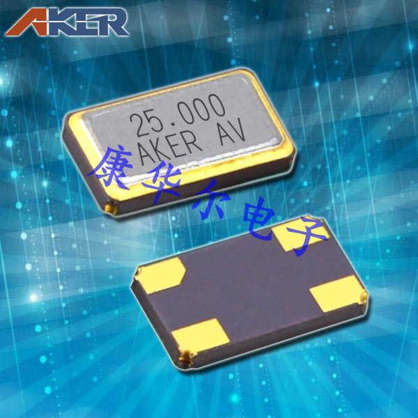 AKER晶振,贴片晶振,CXAF-421晶振,可穿戴设备晶振