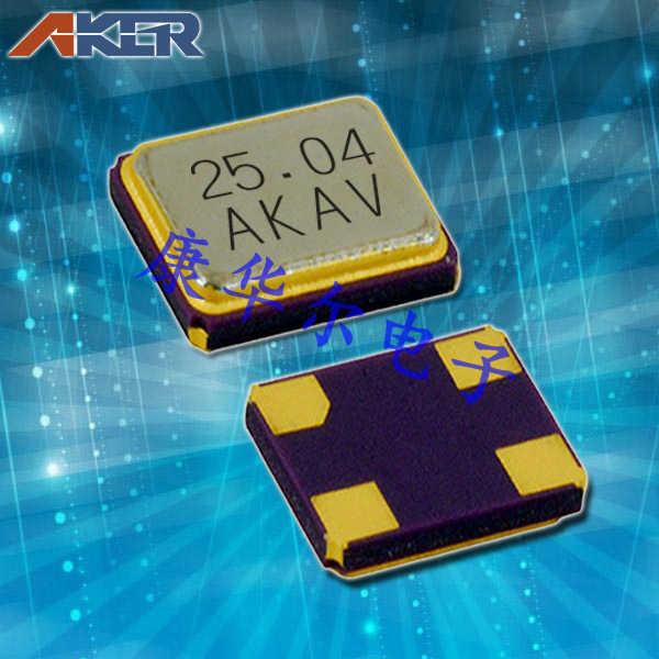 AKER晶振,贴片晶振,CXAN-321晶振,无线网卡晶振