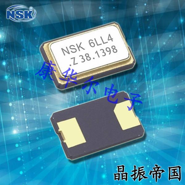 NSK晶振,贴片晶振,NXC-63-AP2-SEAM晶振,6035晶振