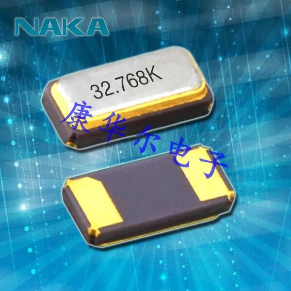 NAKA晶振,贴片晶振,CU222晶振,32.768K晶振