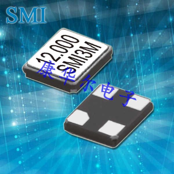 SMI晶振,贴片晶振,32SMX晶振,日产石英晶体谐振器