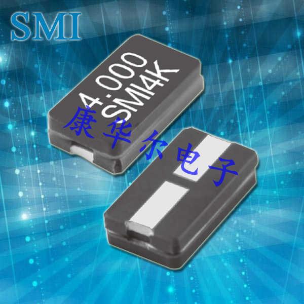 SMI晶振,贴片晶振,93SMX(B)晶振,8045石英晶体谐振器