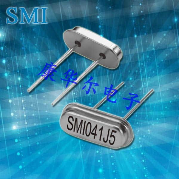 SMI晶振,插件晶振,HC-49/U-2H晶振,高性能进口晶振