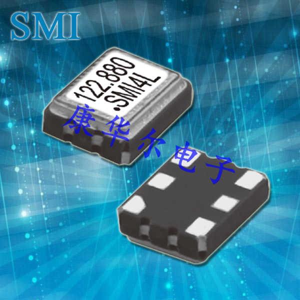 SMI晶振,差分晶振,32SMO-LVD晶振,无线网卡晶振