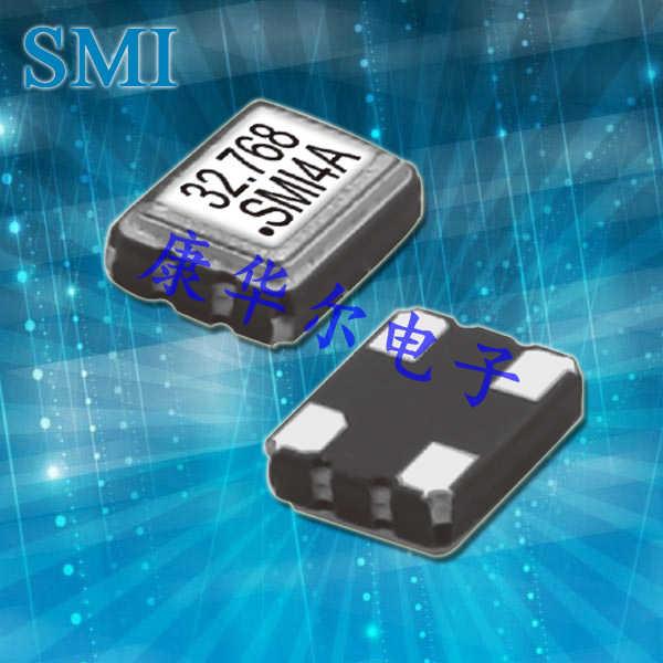 SMI晶振,有源晶振,327SMO(D)晶振,无线网卡晶振