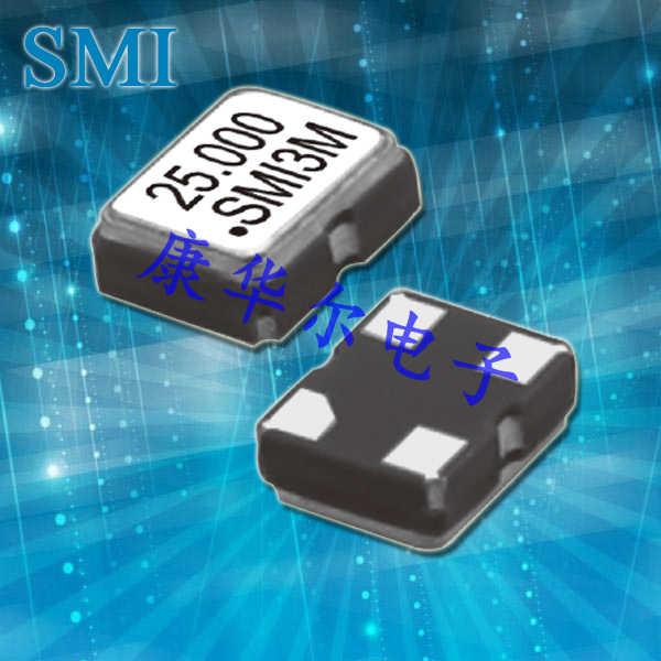 SMI晶振,压控晶振,22SMOV晶振,智能手机晶振