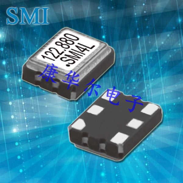 SMI晶振,差分晶振,53SMOVH晶振,3225石英晶体