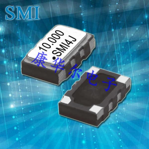 SMI晶振,温补晶振,SXO-5200晶振,低功耗石英晶体振荡器