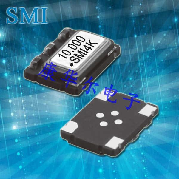 SMI晶振,温补晶振,SXO-7100晶振,机械设备晶振
