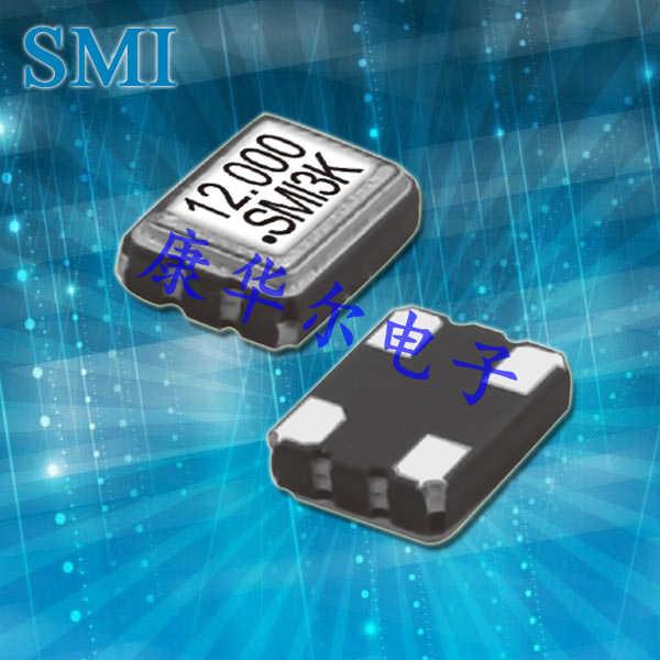 SMI晶振,温补晶振,SXO-3225晶振,娱乐设备晶振