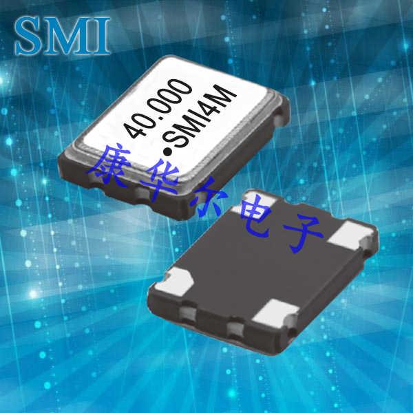 SMI晶振,温补晶振,SXO-7050晶振,5070石英晶振
