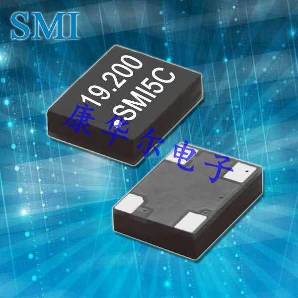 SMI晶振,温补晶振,SXO-4075CM晶振,无线网卡晶振